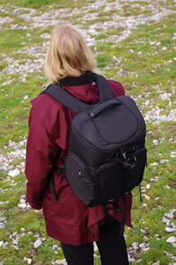 Kata OWL-272 DL D-Light Backpack top