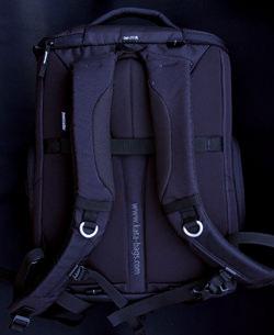 Kata OWL-272 DL D-Light Backpack back straps