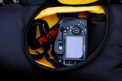 Kata OWL-272 DL D-Light Backpack side panel