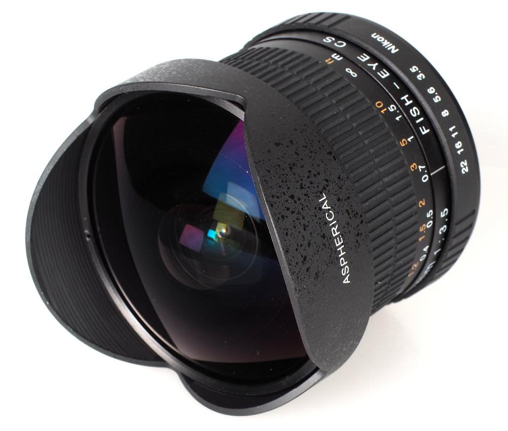 Kelda 6.5mm f/3.5