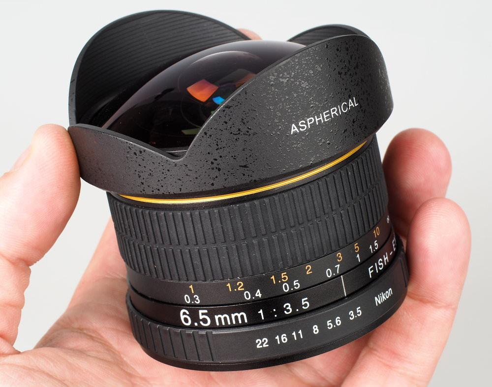 Kelda 6 3mm Fisheye Lens (5)