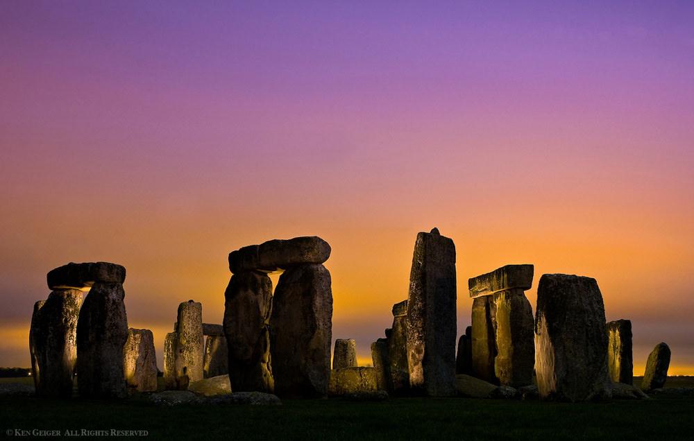 Ken Geiger Stonehenge National Geographic