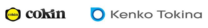 Cokin and Kenko Tokina Logos