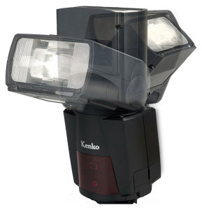 Kenko Release AB600-R AI Flashgun For Canon, Nikon And Sony Cameras