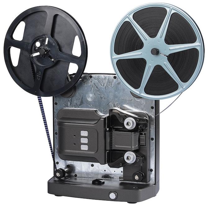 Kenro Reflecta Super 8 Cine Film Scanner