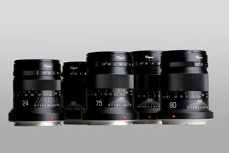 KIPON Lenses For Canon EOS R and Nikon Z cameras