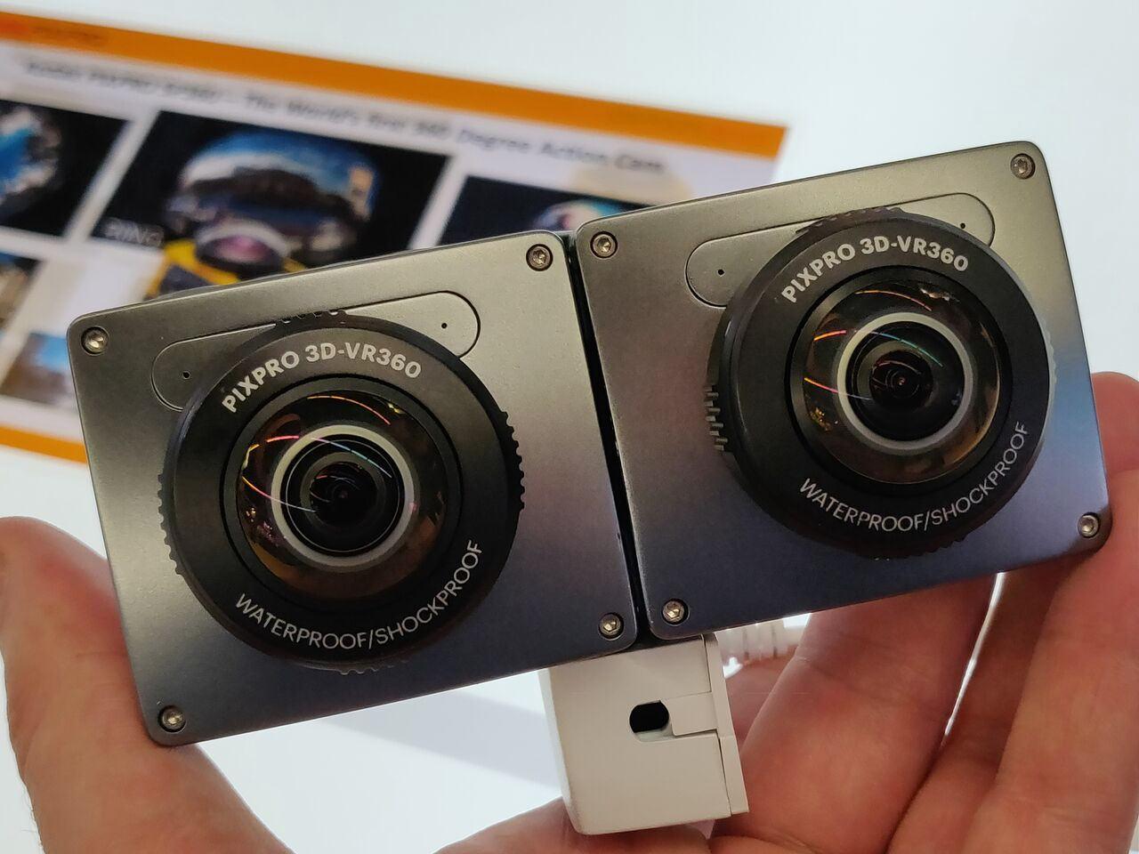 Pixpro 3D