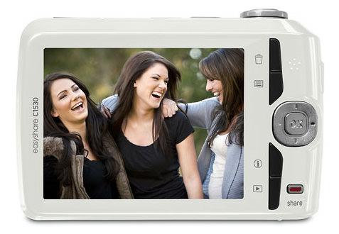 Kodak Easyshare C1530 White - Hilarious