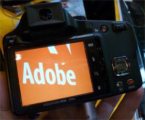 Kodak Easyshare Max Z990 Full Zoom