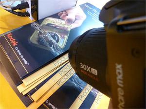 Kodak Easyshare Max Z990 Super Macro