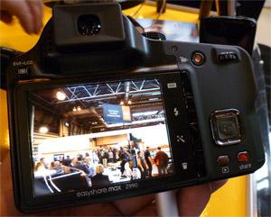 Kodak Easyshare Max Z990 Wide-angle