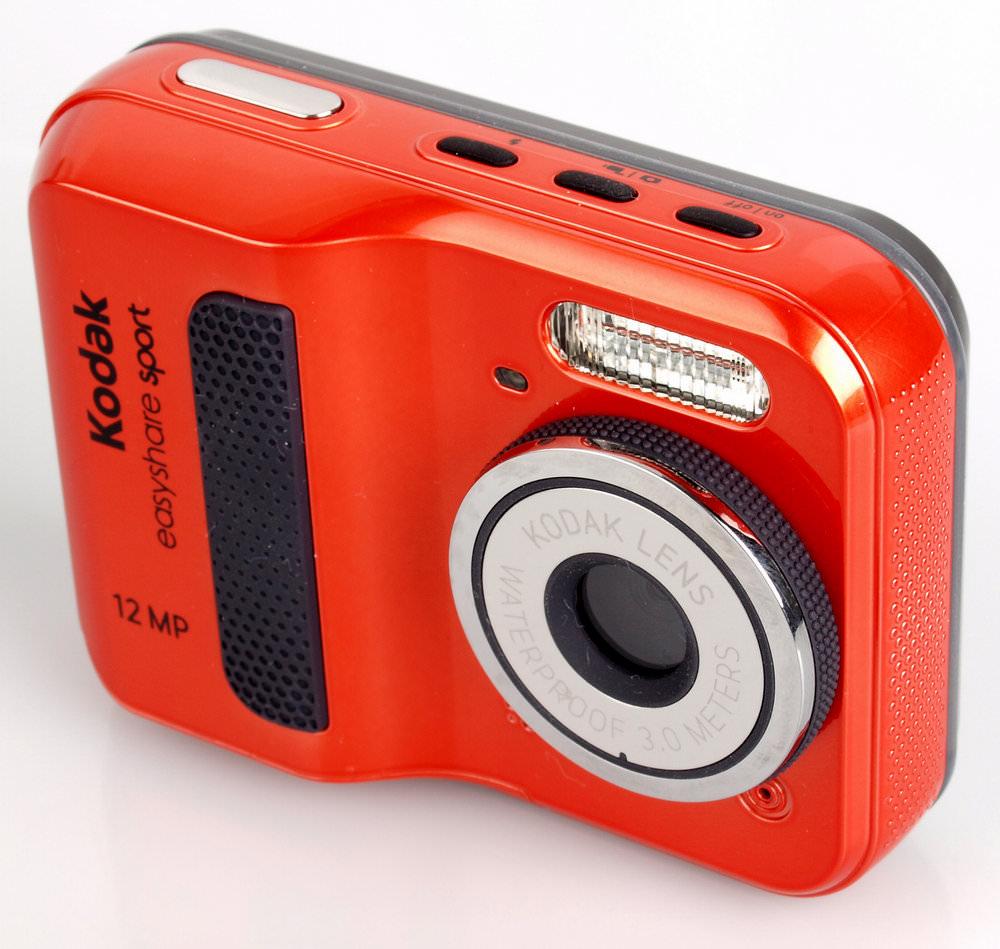 kodak easyshare sport c123 digital compact camera review rh ephotozine com Kodak EasyShare Camera Kodak EasyShare Sport Software