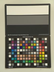 Kodak Easyshare Touch M577 ISO100