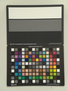 Kodak Easyshare Touch M577 ISO200