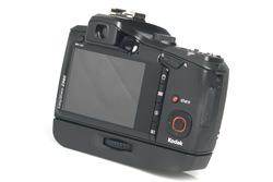 Kodak Easyshare Z980 rear view