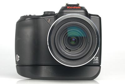 Kodak Easyshare Z980 front view