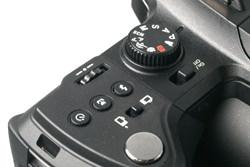 Kodak Easyshare Z980 top plate
