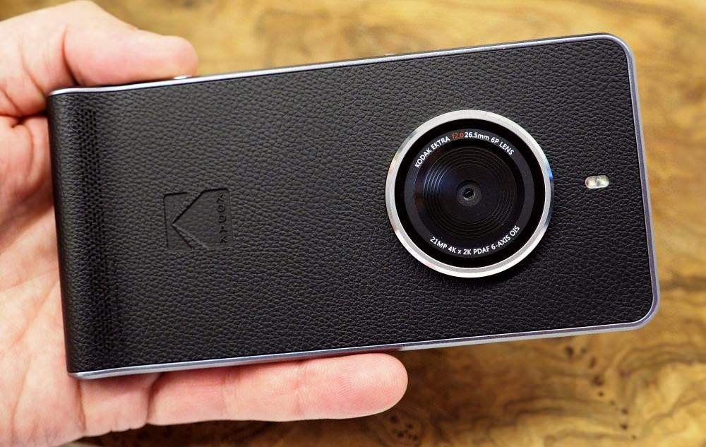 Kodak Ektra Smartphone (5)