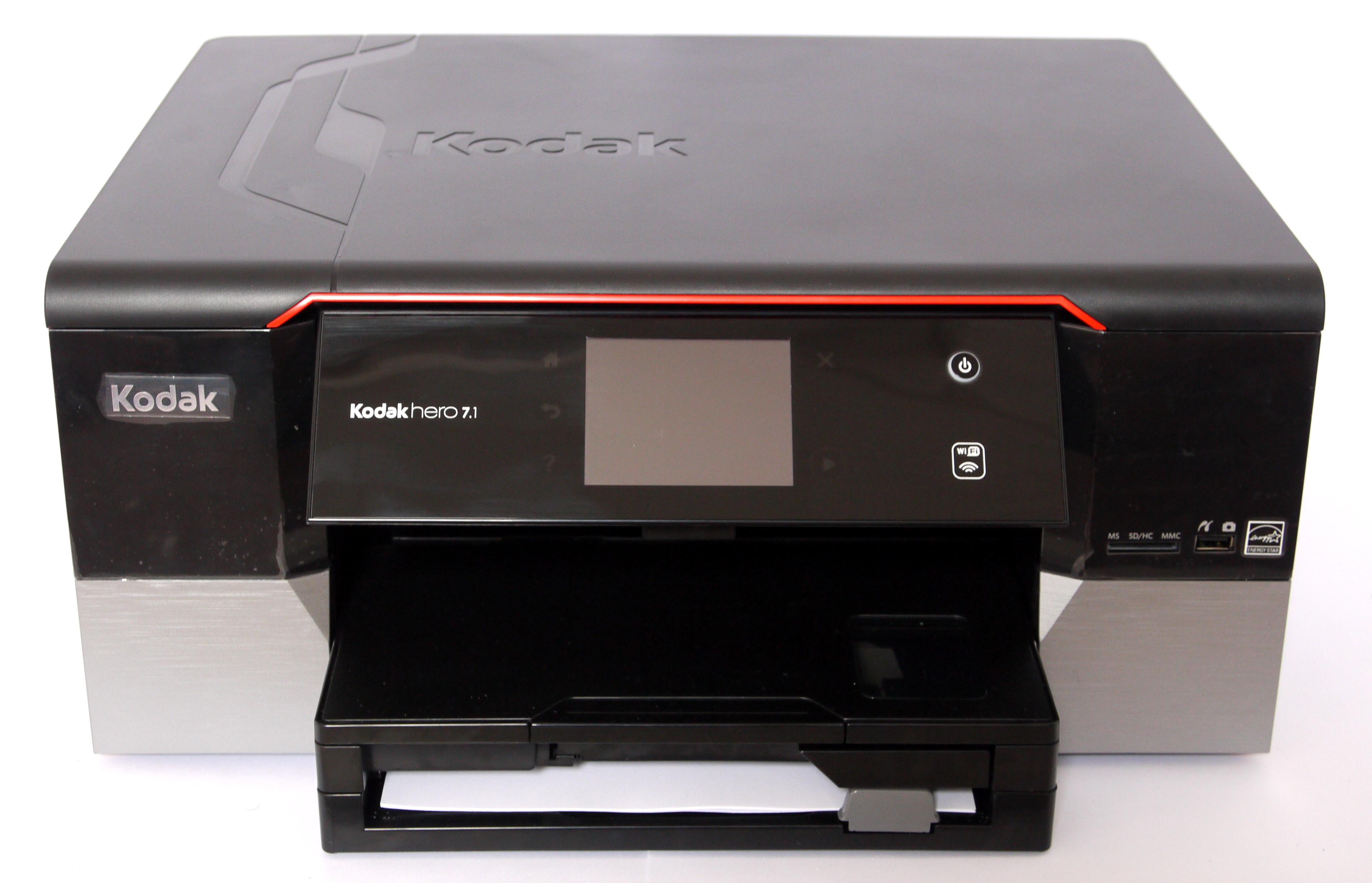 Kodak Hero 7 1 All-In-One Printer Review | ePHOTOzine