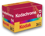Kodak Kodachrome colour film