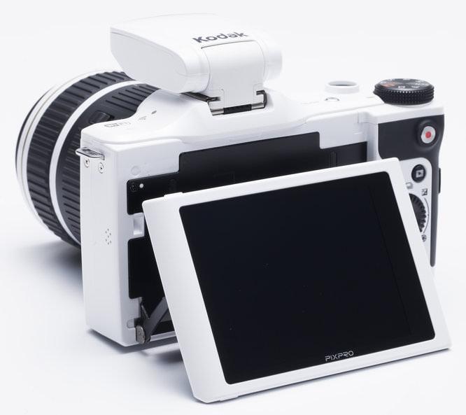 Kodak PixPro Rear S1 Lcddemo