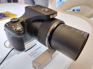 Kodak Pixpro AZ1000 Hands-On Photos
