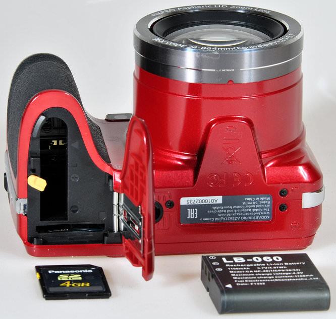 Kodak Pixpro Az362 15
