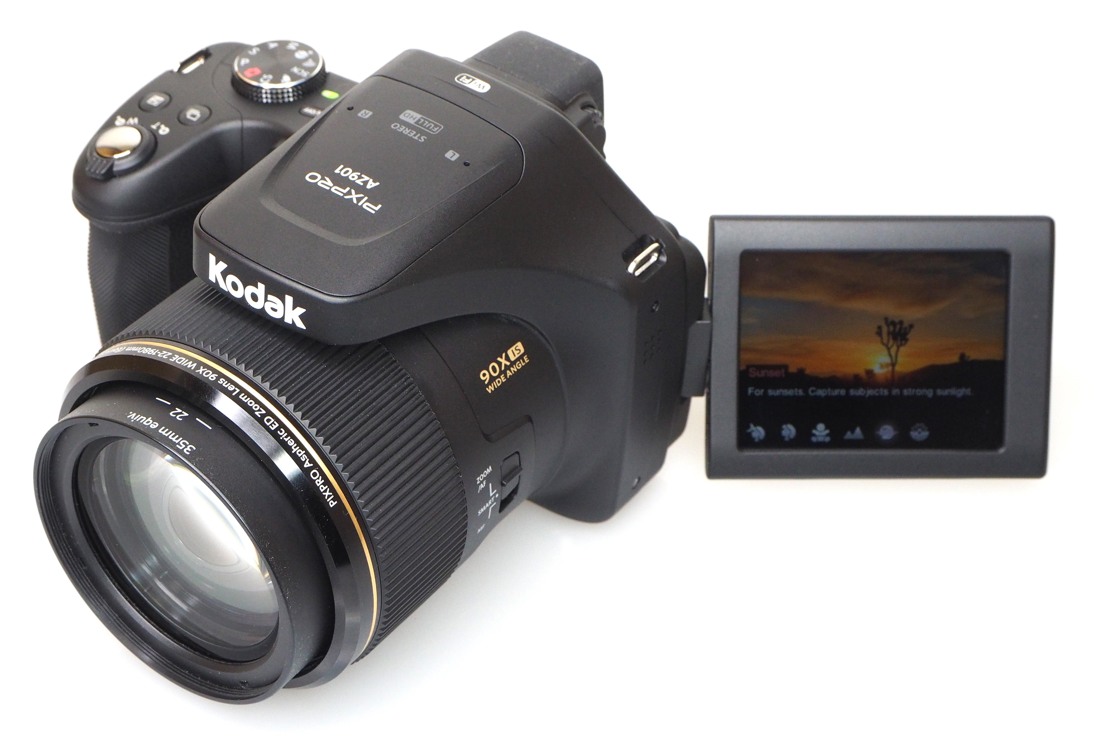 Kodak PIXPRO AZ901 Review | ePHOTOzine