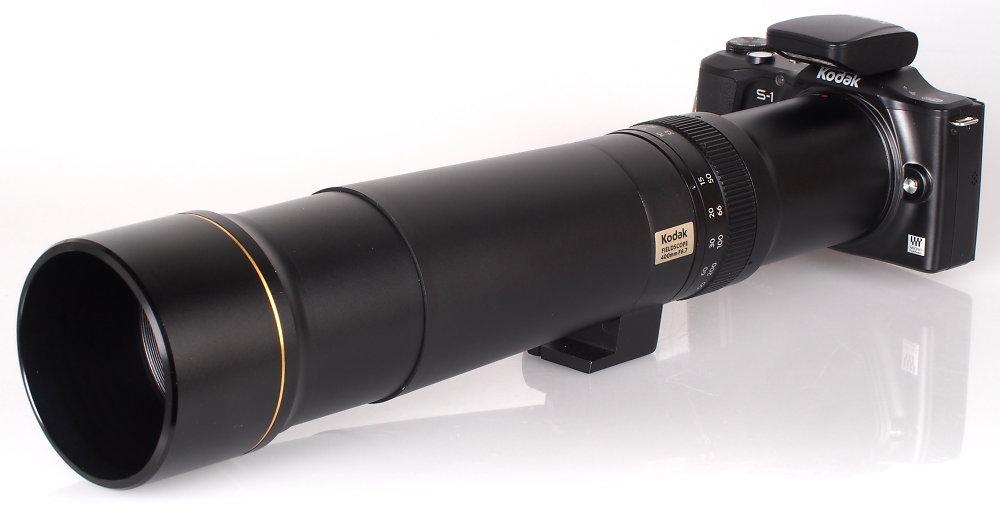 Kodak Fieldscope 400mm Lens (7)