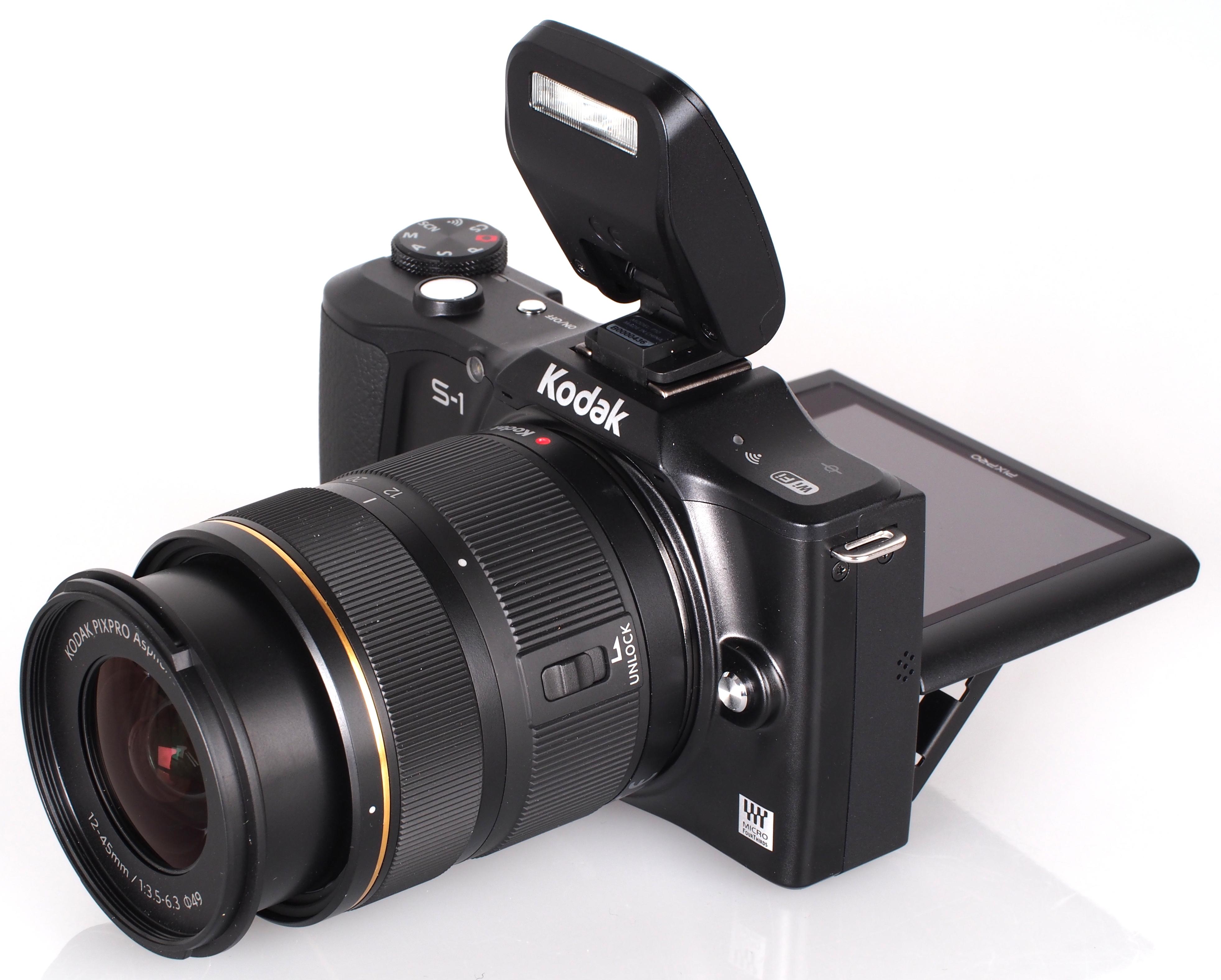 Kodak PIXPRO S-1 Review | ePHOTOzine