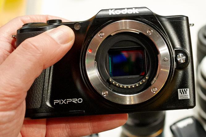 Kodak S1 Black 0055