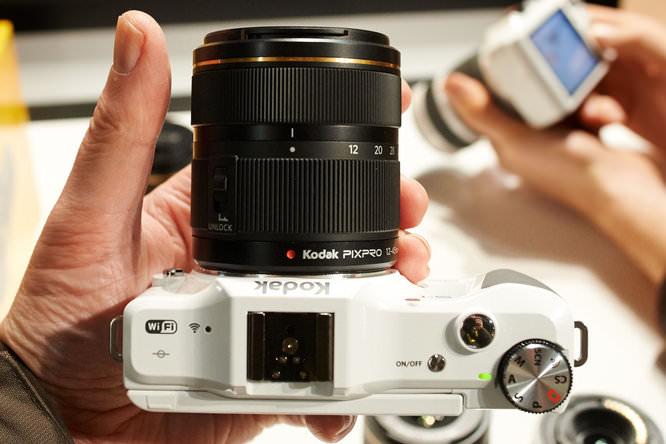 Kodak S1 White 0051