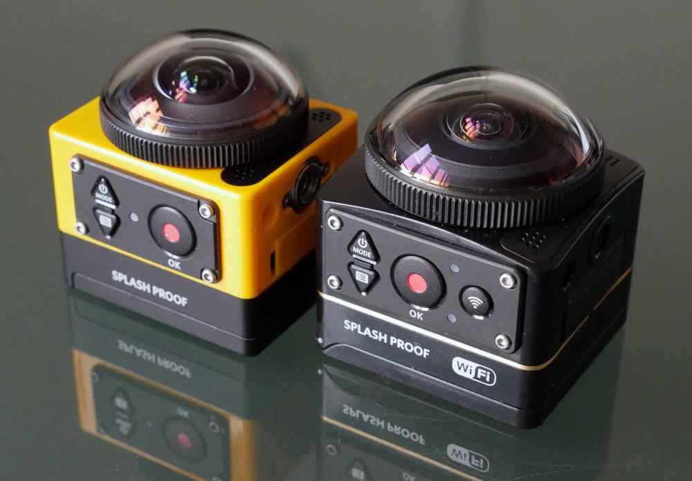Kodak Pixpro Sp360 Sp360 4k