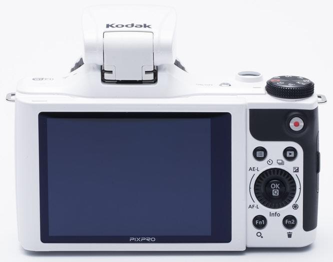 Kodak Pixpro S1 Back