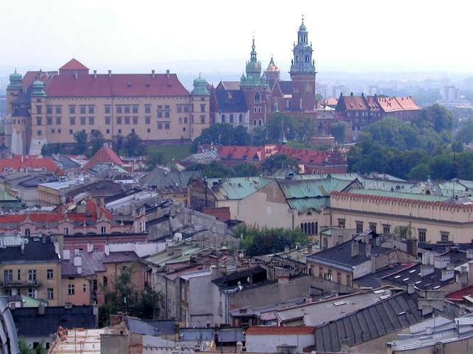 St Marys Tower - Wawel
