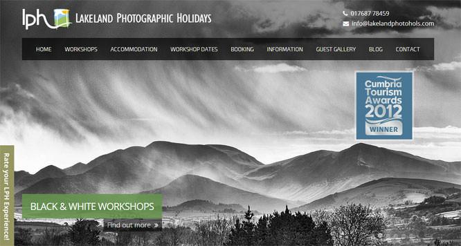Lakeland Photographic Holidays