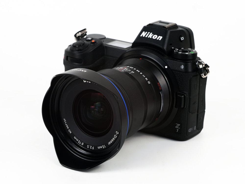 15mm f/2 Zero-D