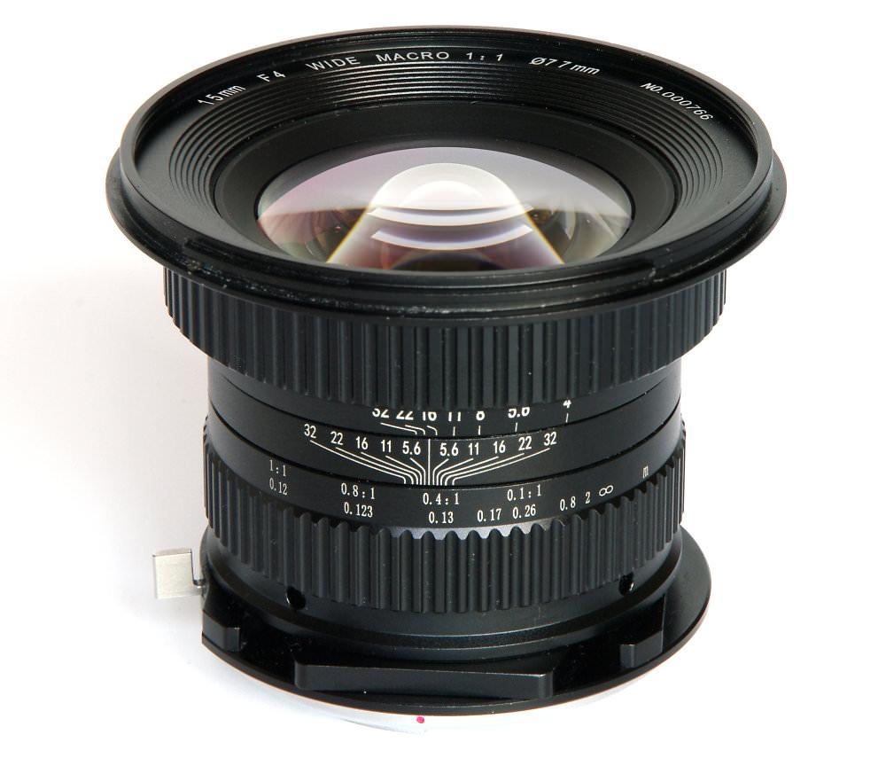 Laowa 15mm F4