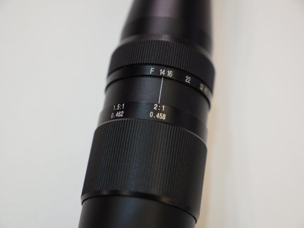 LAOWA 24mm f/14 Replay 2x Macro Lens