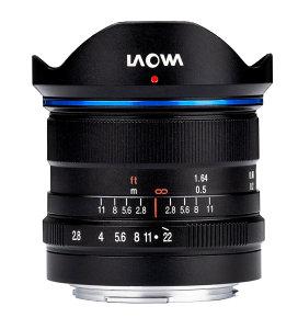 Laowa 9mm F/2.8 Zero-D Lens For Micro Four Thirds