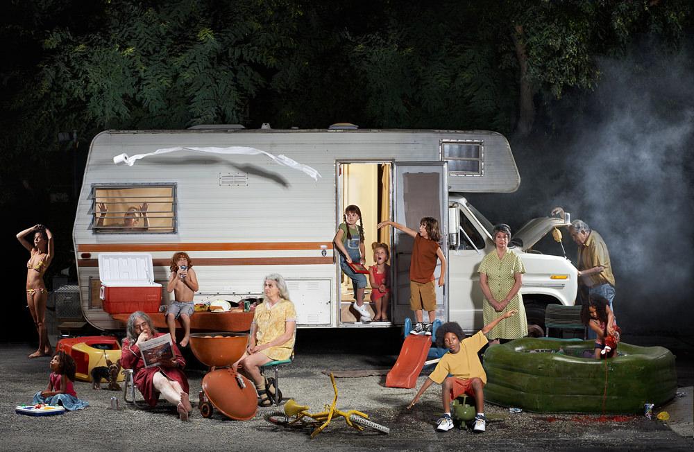 Ryan Schude 'campervan' image