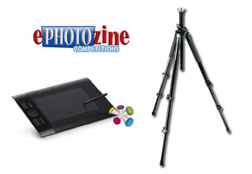 ePHOTOzine photography competition prizes