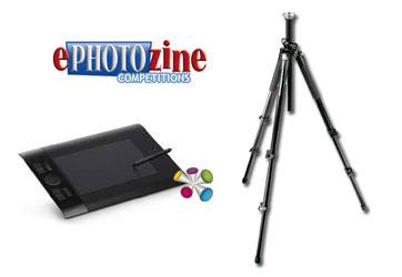 ePHOTOzine photography competition prizes
