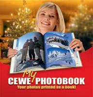 Cewe color photobook