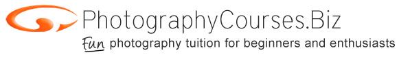PhotographyCourses.biz Logo