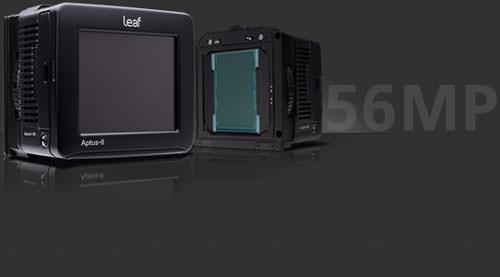 Leaf Aptus-II 10R Digital Back