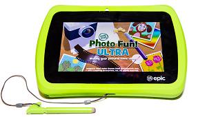LeapFrog EPIC Kids Tablet Review