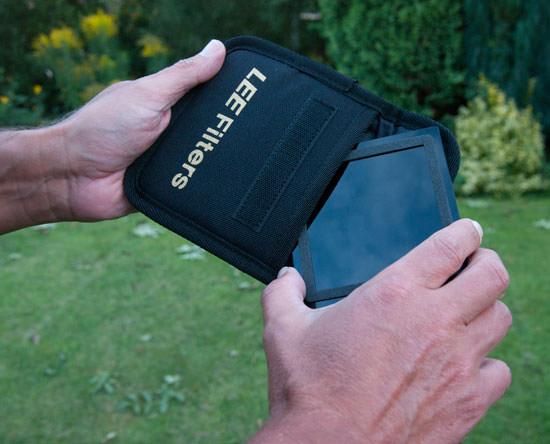 Lee Filter Big Stopper Exposure calculator