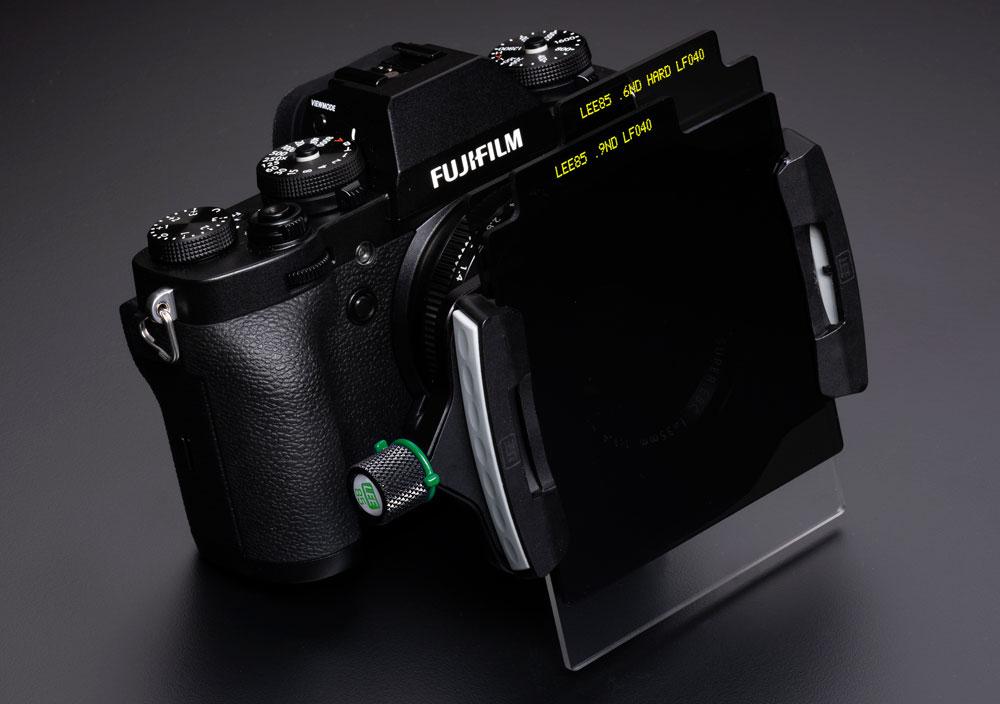 LEE 85 filter holder