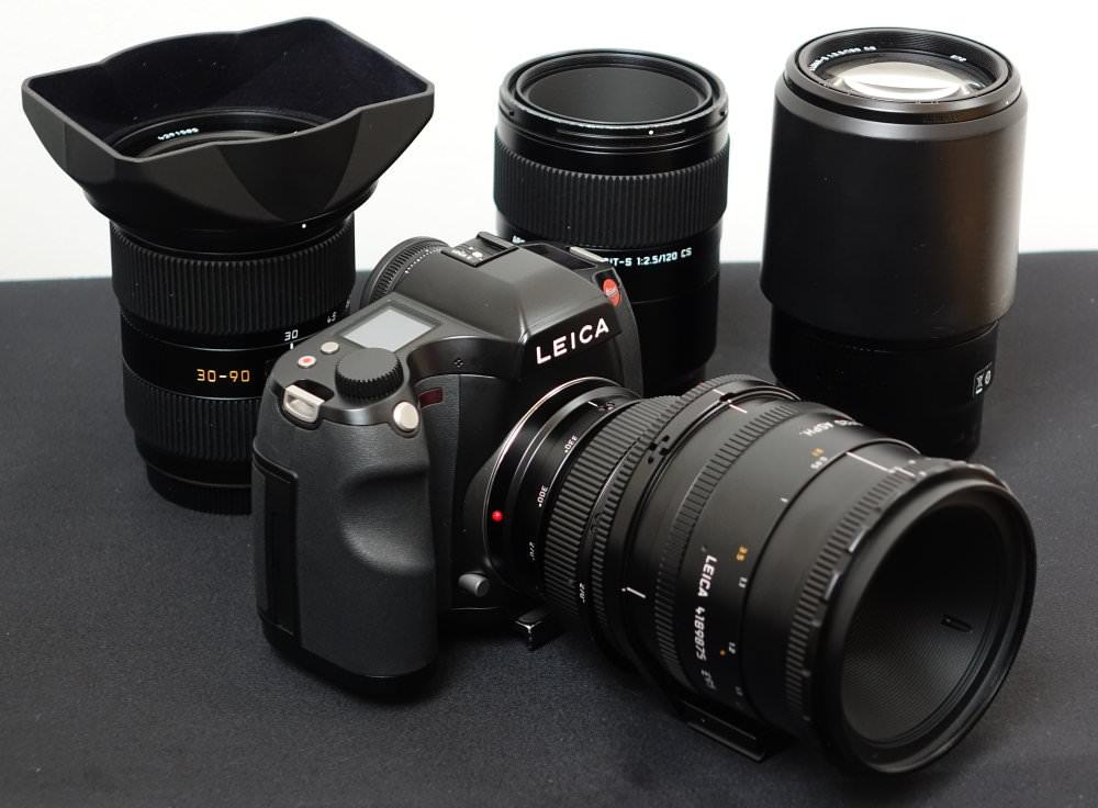 Leica S Typ 007 (1)